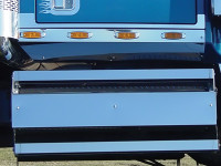 Western Star Constellation Lowmax Cab Panels With Supernova LEDs