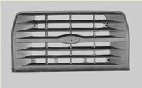 Ford F-Tilt '94 / F800 & All F Series '95 - '99 Black Grill