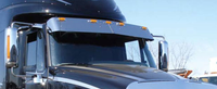 "International ProStar 12.5"" Drop Visor"