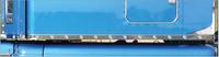 Peterbilt 386 Bulls-Eye LED Sleeper Panel For Trucks With Fairings By Roadworks