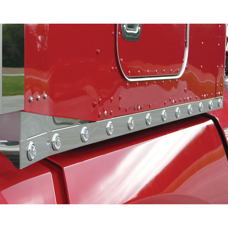 Kenworth T660 Sleeper Panel