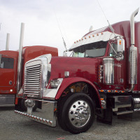 Freightliner Classic FLD Grill