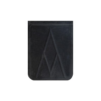 "24"" Diamond Rubber Mud Flap"