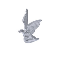 Chrome American Eagle Hood Ornament