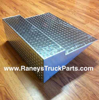 Freightliner FLD 120 and Classic Tool Box Lid