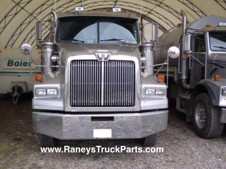 Western Star 4964SA Set Back Axle Bumper 15