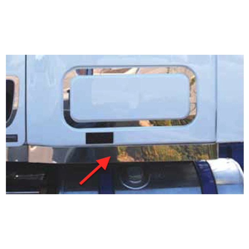 "Freightliner Cascadia 48"" Sleeper Panel Mounted"