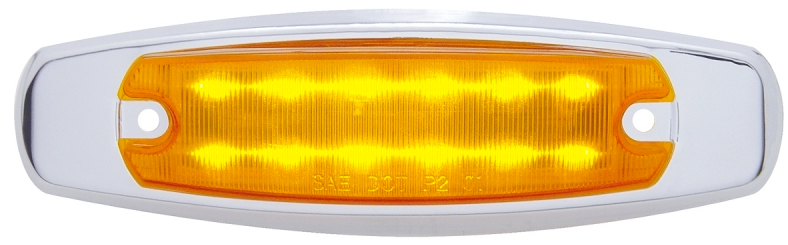 Peterbilt Marker LED Amber Lights