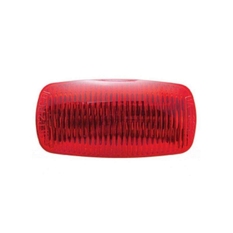 16 LED Rectangular Clearance Marker Light