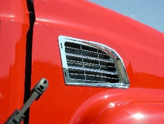 Mack Granite Chrome Air Intake Gril