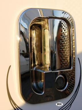 Peterbilt Kenworth Chrome Door Handle Cover Raney S