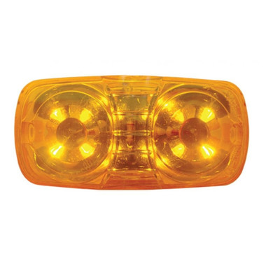 12 Led Rectangular Clearance Marker Leds Raney S Truck Parts