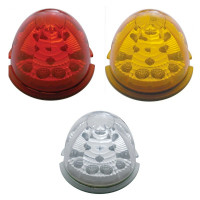 17 LED Cab Light With Watermelon Style Lens