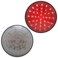 "40 LED 4"" Round STT Light - Roadster"