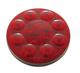 """12 LED 4"""" Round STT Light - Bubble Lens Off"""