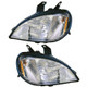Freightliner Columbia Headlight Assembly Both