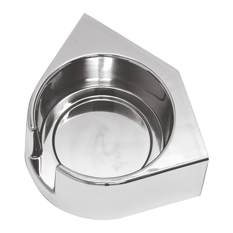 Freightliner Chrome Cup Holder Driver & Passenger By Grand General Driver