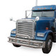 Freightliner Classic Tuff Guard Grill Guard (Installed)