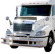 Freightliner Columbia 2001-2014 Tuff Guard Grille Guard [options]