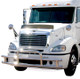 Freightliner Columbia Tuff Guard Grill Guard (Installed)