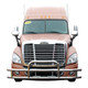 Freightliner Cascadia Tuff Guard Grill Guard (Installed)