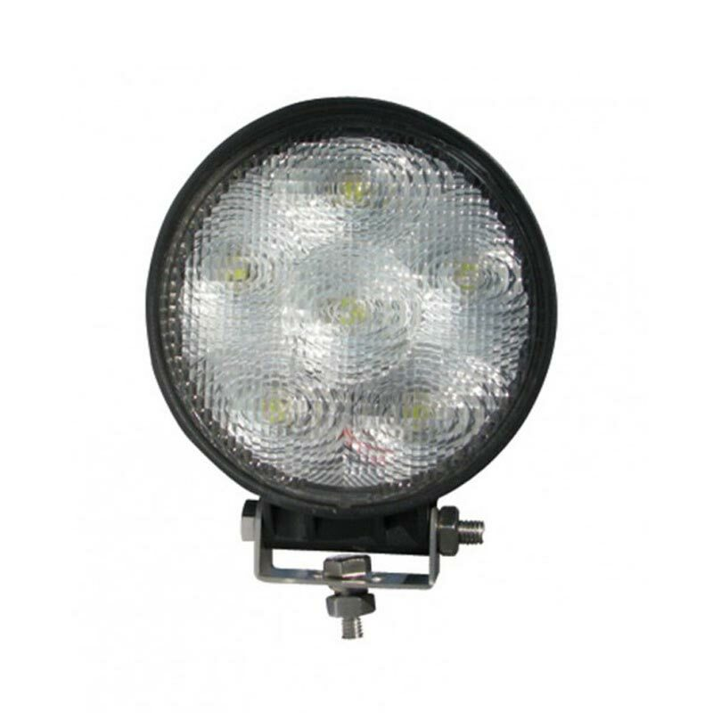 High Power Economy LED Round Work Light