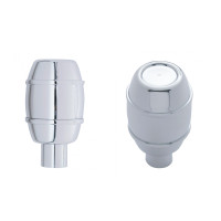 Chrome Keg Air Valve Knob