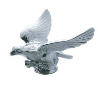 Chrome Eagle Hood Ornament