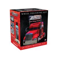 Zephyr Wheel Polishing 4 piece Kit