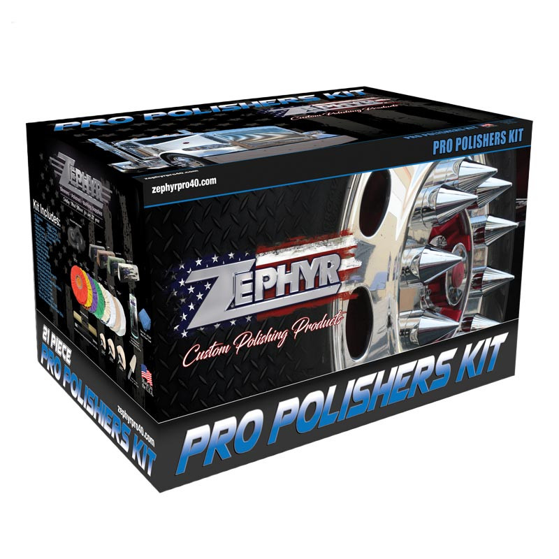 Pro Polisher Starter Kit
