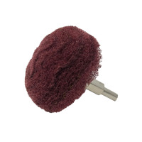 """Zephyr 3"""" Scuffing Pad Shank Mounted"""