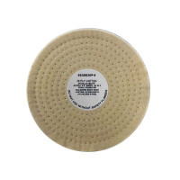 Zephyr Muslin Cotton 30ply Final Finish Buffing Wheel