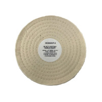 Zephyr Muslin Cotton 50ply Final Finish Buffing Wheel