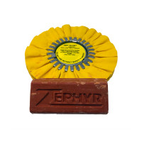 "Zephyr Yellow 8"" Airway Buff"