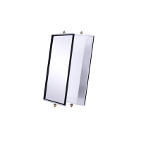 West Coast Conventional Mirror 6 x 16 Aluminum