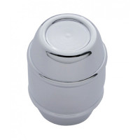 Chrome Aluminum Keg Dash Knob