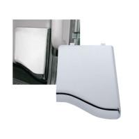 Peterbilt Chrome Air Filter Door
