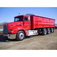 "Freightliner FLD 112 120 Chrome 16"" Bumper"