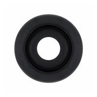 "Rubber Grommet Black 2.5"" Round"