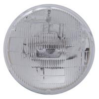 "5 3/4"" Round Sealed Beam Halogen Headlight With High & Low Beam"