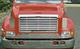 International 4300 4700 4900 Grill - Stainless Steel Overlay
