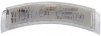Amber LED Clear Lens Headlight Signal Light