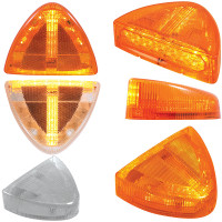 Peterbilt Low Profile Turn Signal Light