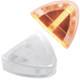 Peterbilt Low Profile Turn Signal Light Clear Lens