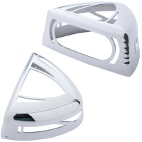 Chrome Low Profile Turn Signal Cover