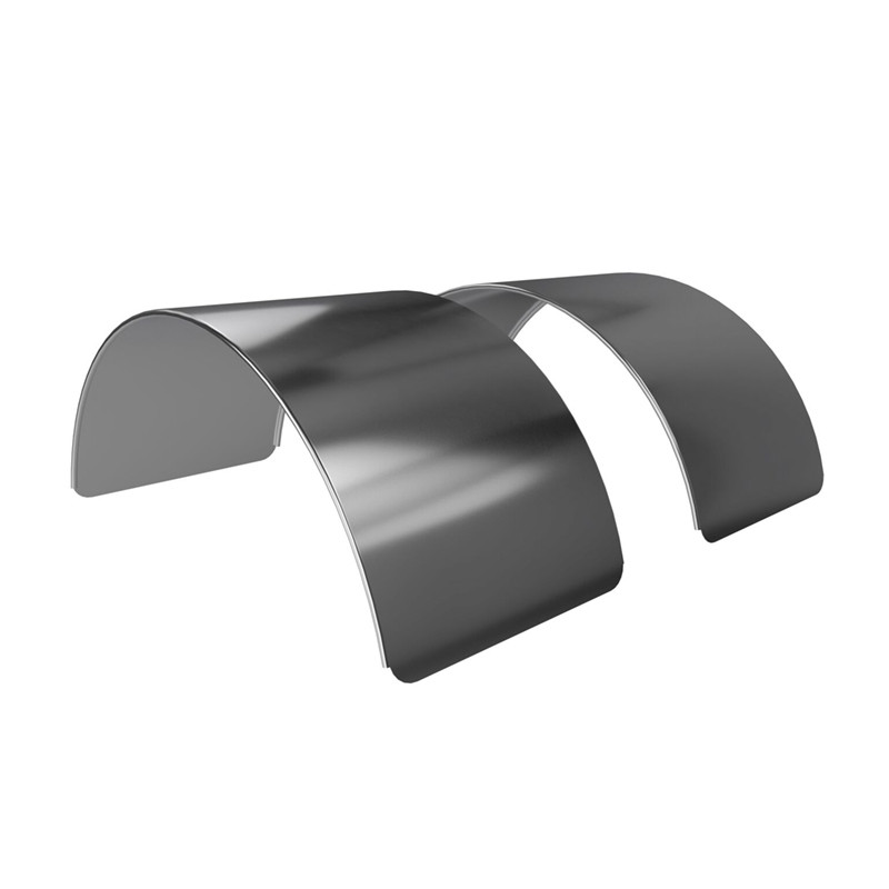 Big Truck Fenders Stainless Steel : Spray master classic frc stainless steel full round