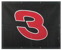 Freightliner Century Dale Earnhardt Number 3 Bug Screen