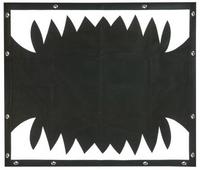 Peterbilt 377 378 379 Jaws Teeth Bug Screen