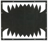 Freightliner Century Jaws Teeth Bug Screen