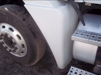 Freightliner Century Columbia Fender Extension Driver Side